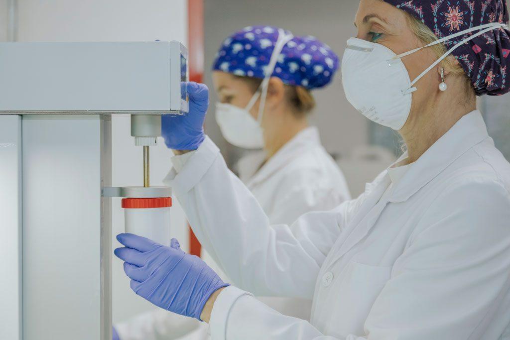 Laboratorio de medicamentos personalizados de Marrosalud
