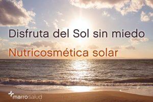 Nutricosmética Solar: Lo último en fotoprotectores orales