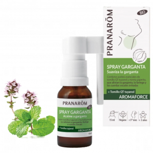 Pranarom Spray garganta – 15 ml