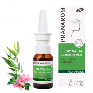 Pranarom Aromaforce Spray Nasal Descongestionante BIO 15ml