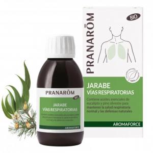 Pranarom Jarabe – Vías respiratorias – 150 ml