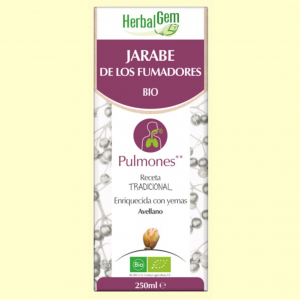 Jarabe de los Fumadores – Herbal Gem – 250 ml