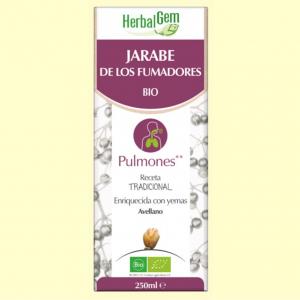 Jarabe de los Fumadores – Herbal Gem – 250 ml