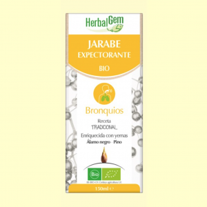 Jarabe Expectorante – Herbal Gem – 150 ml