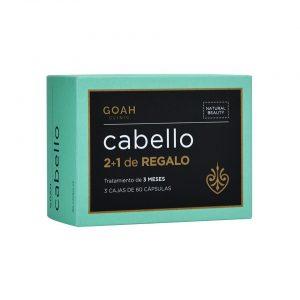 Goah Clinic Tratamiento Cabello 2+1 Regalo