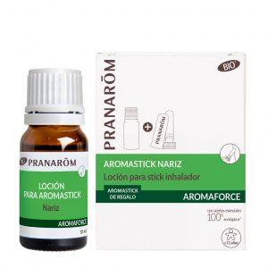 Pranarom Aromaforce Aromastick Nariz Loción stick inhalador BIO