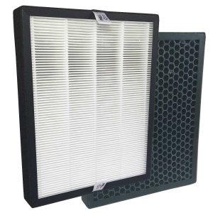 Filtro de repuesto para el purificador de aire Comedes Lavaero 150 Eco