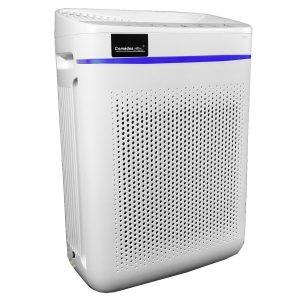 Purificador de aire automático Comedes Lavaero 150 Eco / Hasta 40m2 / Filtro HEPA + carbón activo