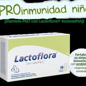 Lactoflora InmunoPeQ