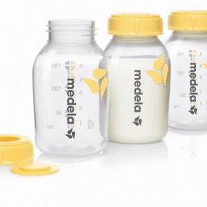 Medela botella biberón para leche materna 3ud – 150 ml