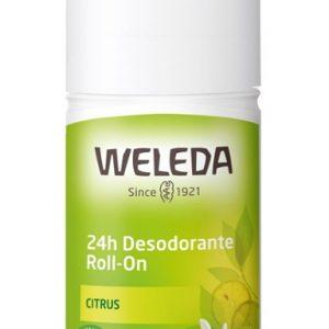Desodorante Roll-On 24h de Citrus