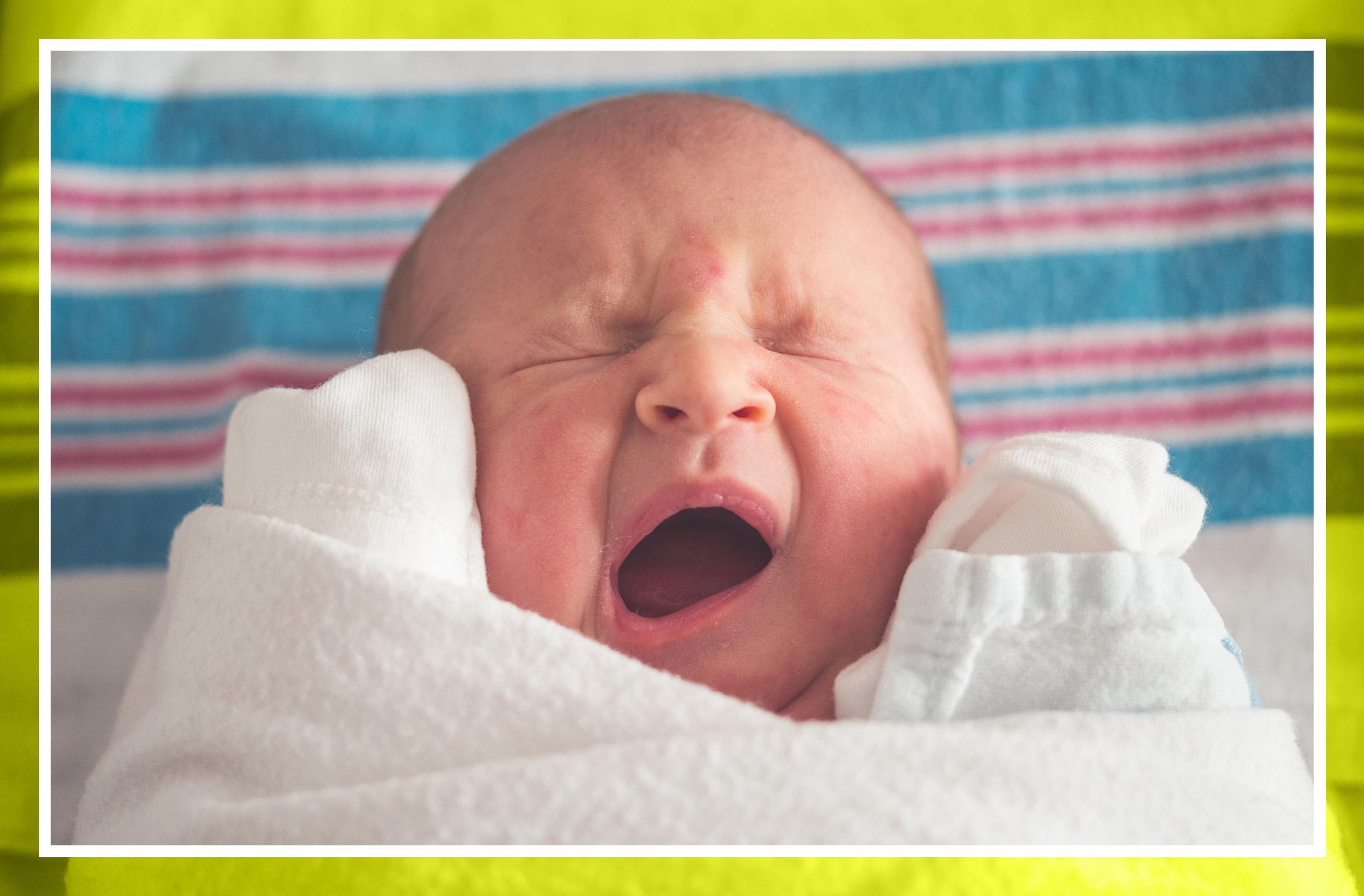 Sarpullido en mi bebé: tipos, tratamientos y consejos.