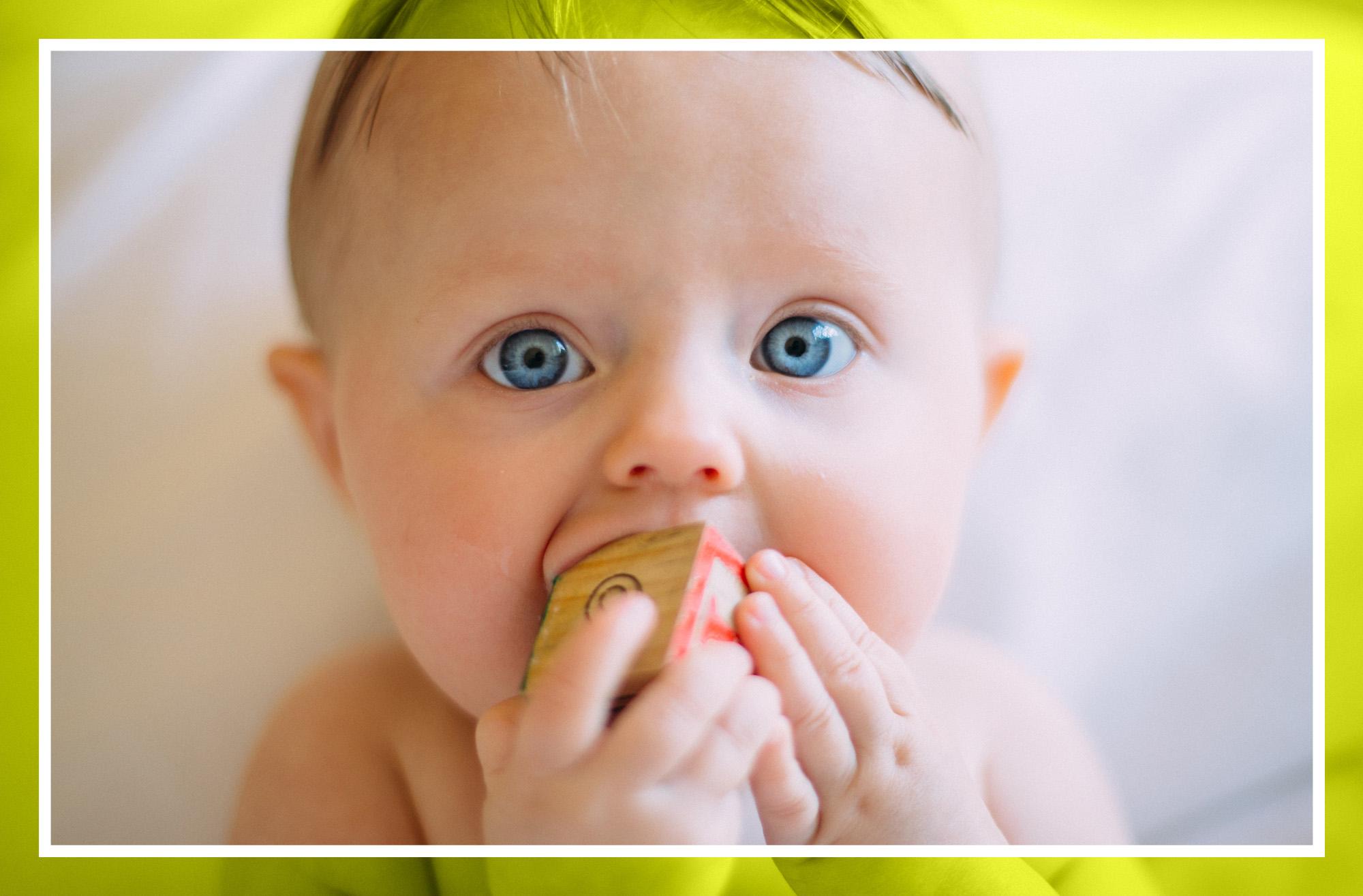 Crema para la irritación causada por la baba del bebé