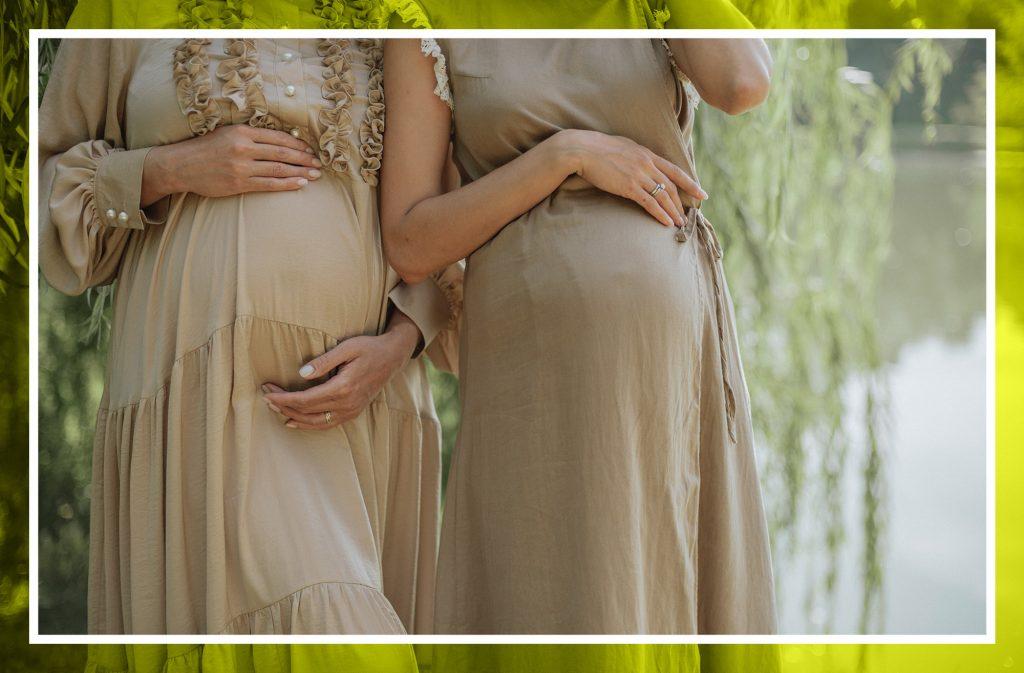 Manchas de embarazo en la piel