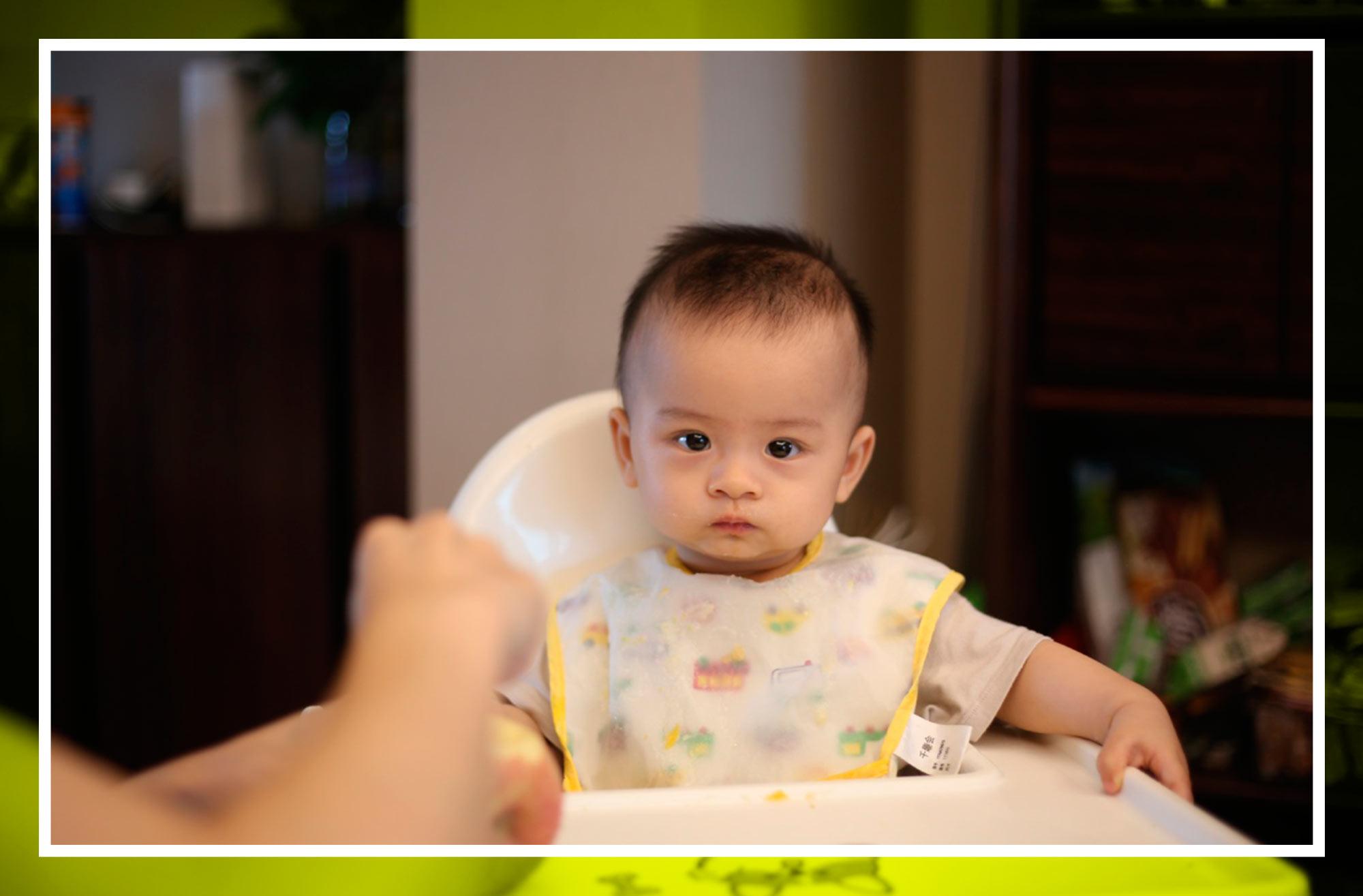 Mi bebé no quiere comer, ¿qué hago?