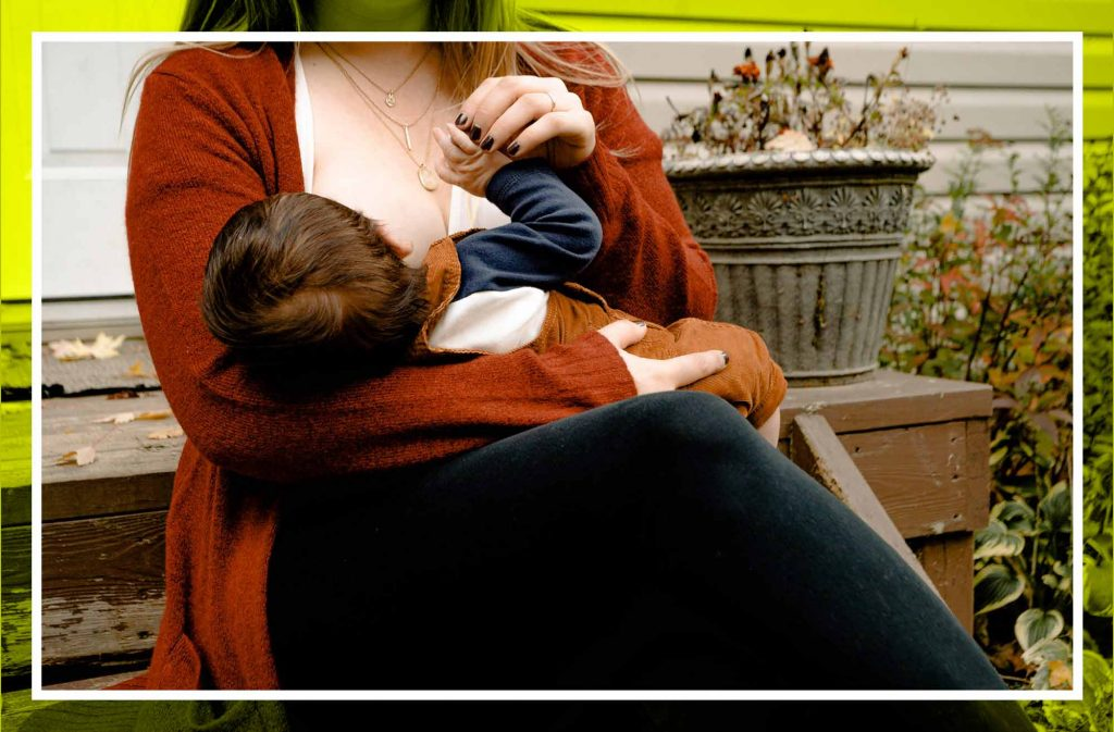 Guía sobre lactancia a demanda: deja que fluya