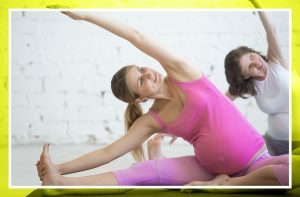 Rutina de ejercicios durante el embarazo